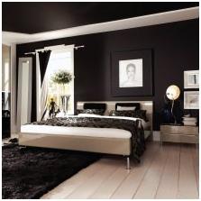 Черен таван в интериора-9