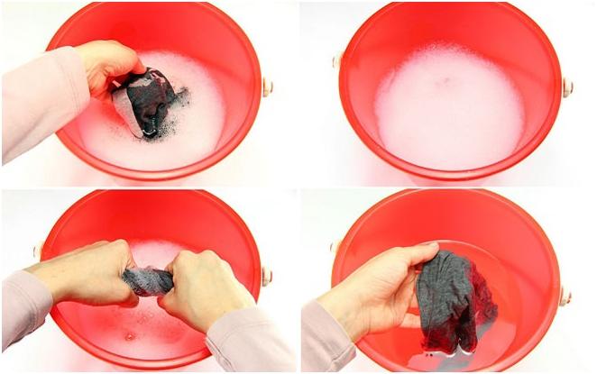 Как да измиете тапета