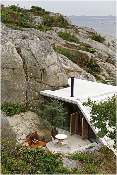 Projekt architektoniczny autorstwa pracowni Lund Hagem.