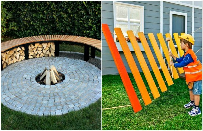 A legjobb projektek egy vidéki udvarhoz.