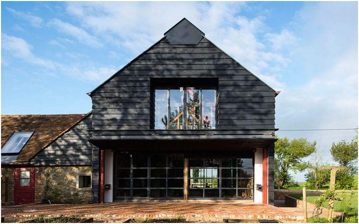 Projekt architektoniczny autorstwa Liddicoat & Goldhill.
