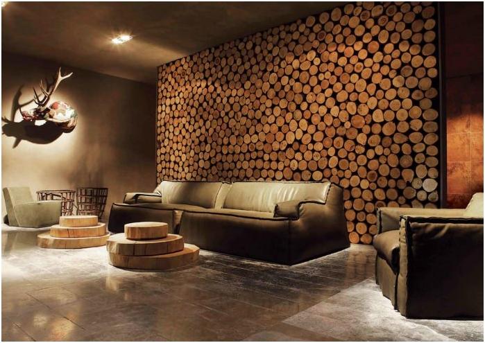 Дървени разфасовки в интериора