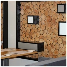 Дървени разфасовки в интериора-5