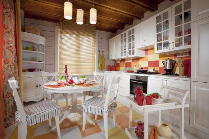 Provence-kjøkken