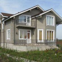 Husdesign i Provence-stil i Moskva-regionen-9