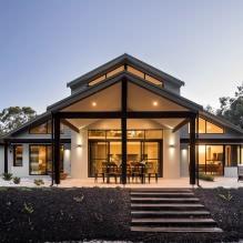 Design et intérieur d'une maison de campagne par Jodie Cooper Design-2