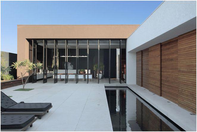 Интериорен дизайн на частна къща