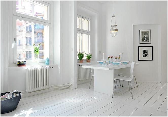 belsőépítészet skandináv stílusban