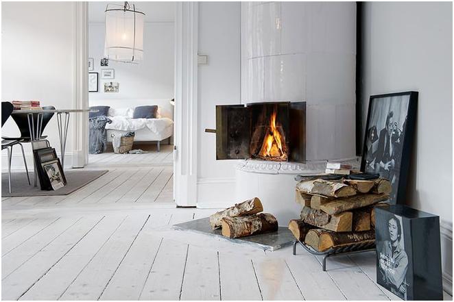 скандинавски интериорен дизайн