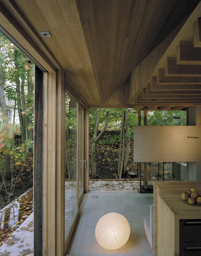 интериор на малка къща