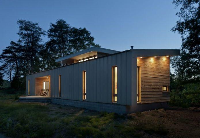 Фото дизайна одноэтажного дома