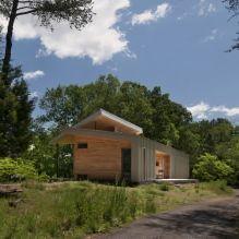 Дизайн небольшого жилого дома в США-1