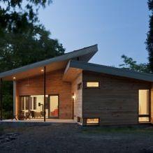 Дизайн небольшого жилого дома в США-13