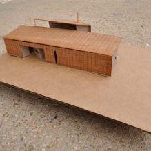 Дизайн небольшого жилого дома в США-16