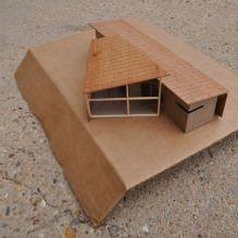 Дизайн небольшого жилого дома в США-17