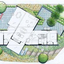 Дизайн небольшого жилого дома в США-19