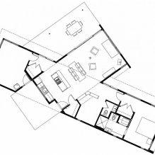 Дизайн небольшого жилого дома в США-20