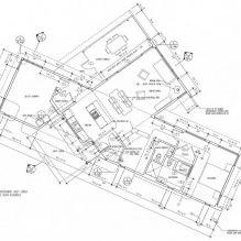 Дизайн небольшого жилого дома в США-21