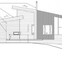 Дизайн небольшого жилого дома в США-23