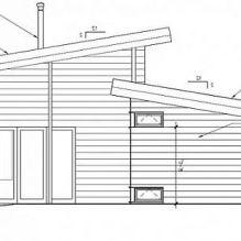 Дизайн небольшого жилого дома в США-24
