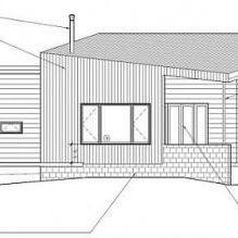 Дизайн небольшого жилого дома в США-26