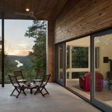 Дизайн небольшого жилого дома в США-6