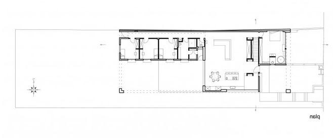 Conception de maison à un étage