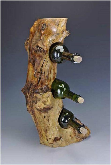 Поставка за вино от Driftwood.