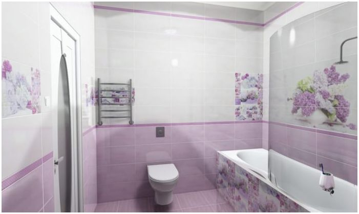 люляк дизайн на баня