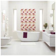 Дизайн ванной комнаты в белых тонах: особенности, фото-10