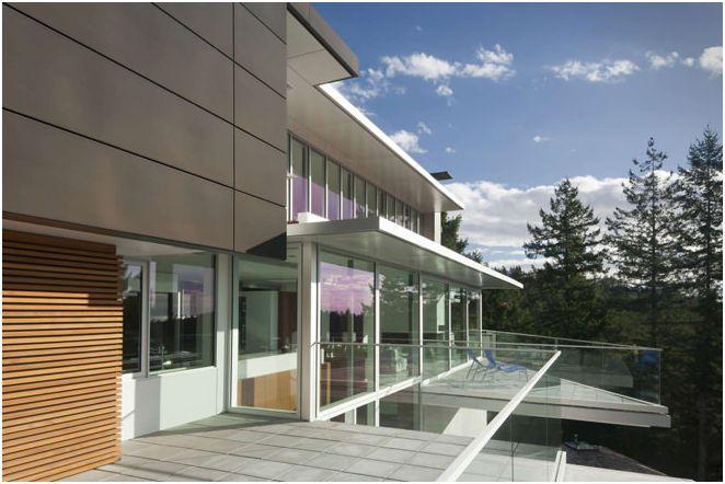 Проект на жилищна сграда