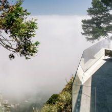 Къща на скала с изглед към океана-12