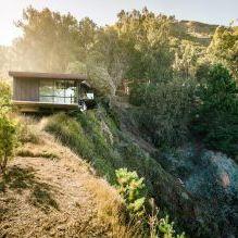 Къща на скала с изглед към океана-4