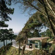 Къща на скалата с изглед към океана-5
