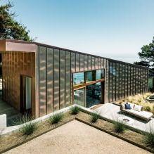 Къща на скала с изглед към океана-6