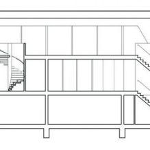Къща с необичайна форма от студио VMX Architects-10