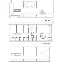 Къща с необичайна форма от студио VMX Architects-11
