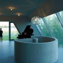 Къща с необичайна форма от студио VMX Architects-3