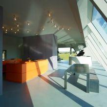 Къща с необичайна форма от студио VMX Architects-5