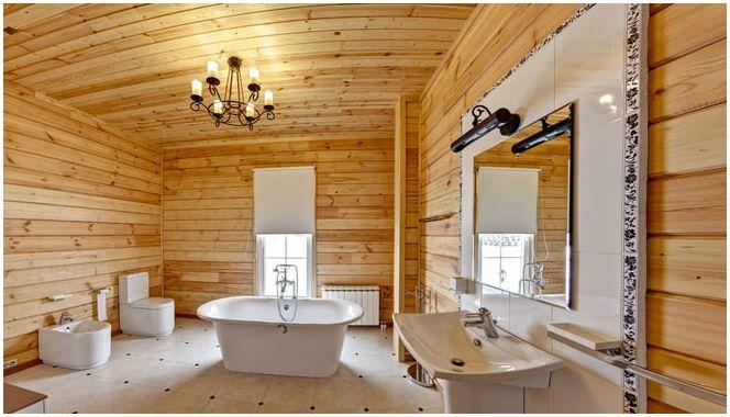 хидроизолация на дървен под в банята
