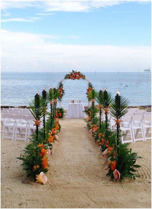 Един добър вариант за провеждане на сватба край океана ще ви достави много положителни емоции и ще ви създаде изключително настроение.