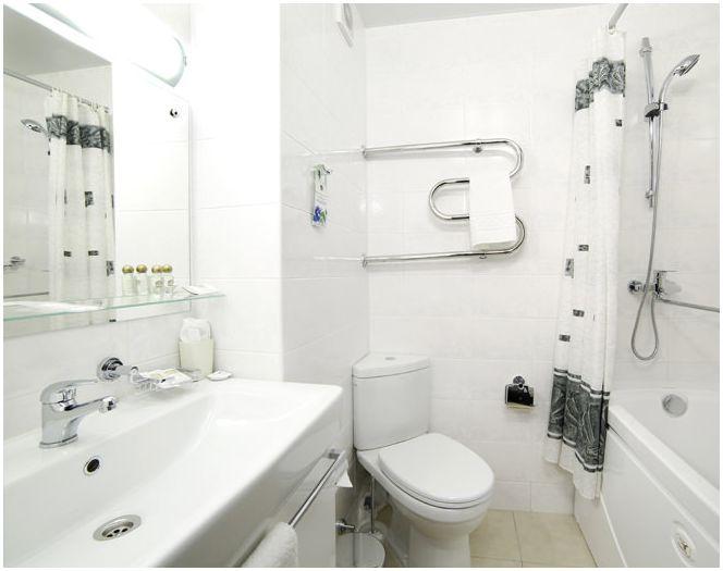 малки решения за баня