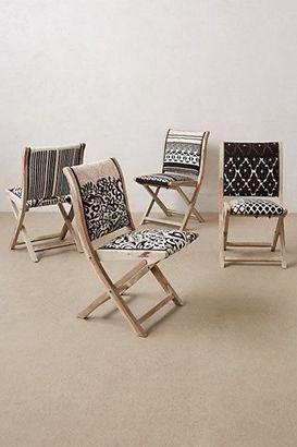 Сгъваеми столове в интериорен дизайн