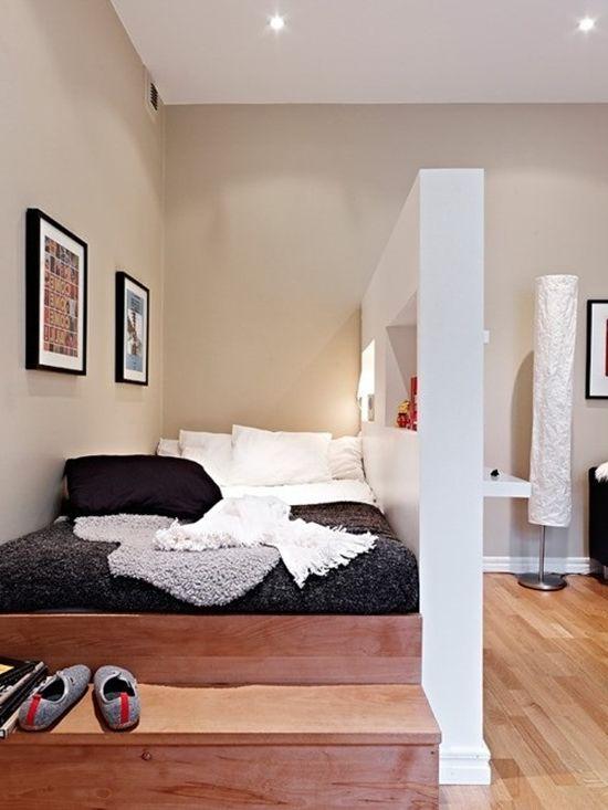 5 предимства на малък апартамент, снимки на красив интериор на малки апартаменти