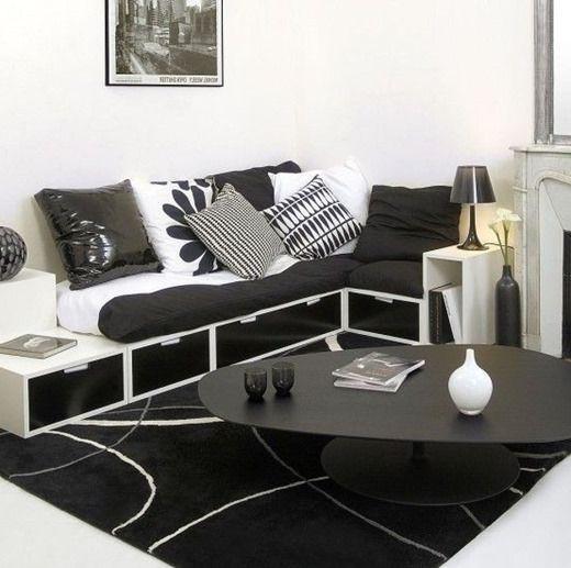 Jak używać sofy do przechowywania rzeczy, system przechowywania sofy. Pomysły na małe mieszkania (zdjęcie)