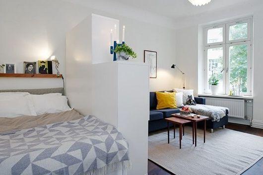 Как да планирате пространството на малък апартамент