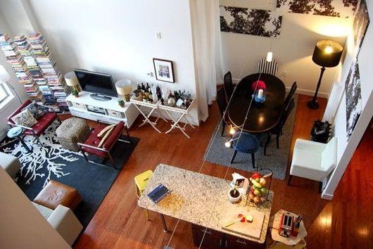 Студио апартамент: решение за малък апартамент