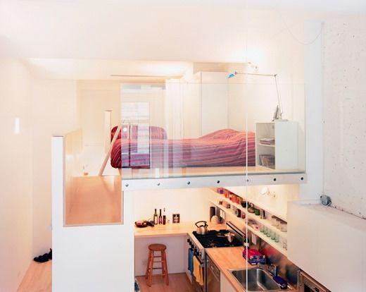 20 кв. метра за комфортен живот: красив интериор на малък апартамент