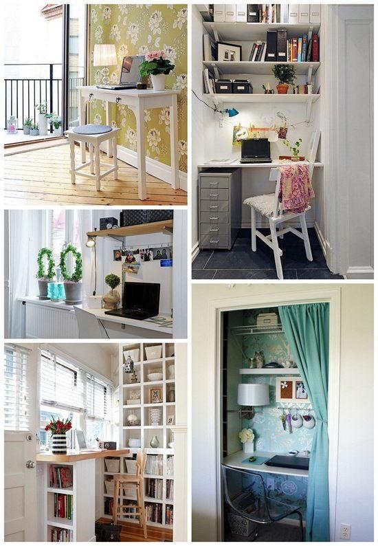Нов подход в дизайна и обзавеждането на домашния офис. Снимка в домашния офис