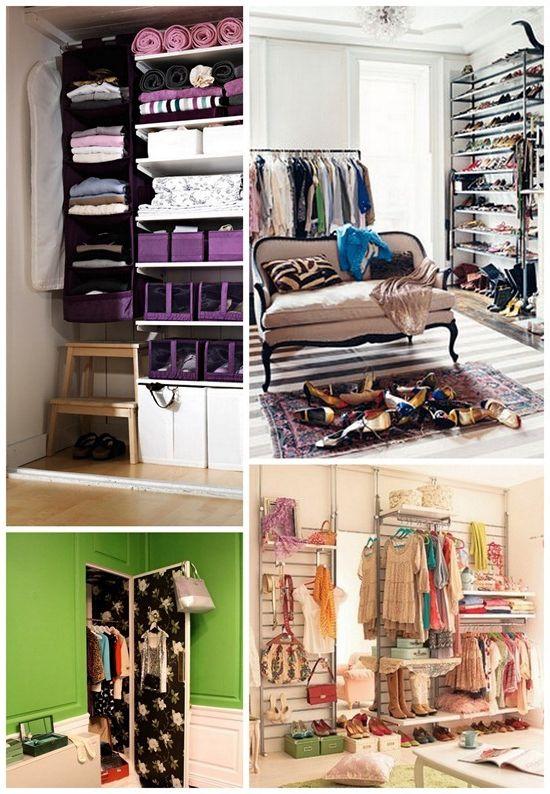 Garderoba w mieszkaniu: zamiast wszystkich szaf! zdjęcie garderoby